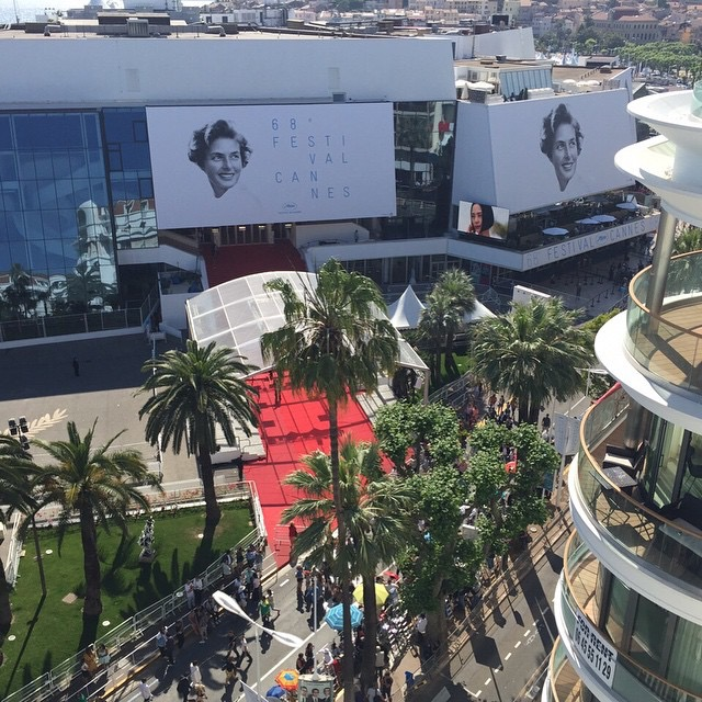 Adventures at Cannes
