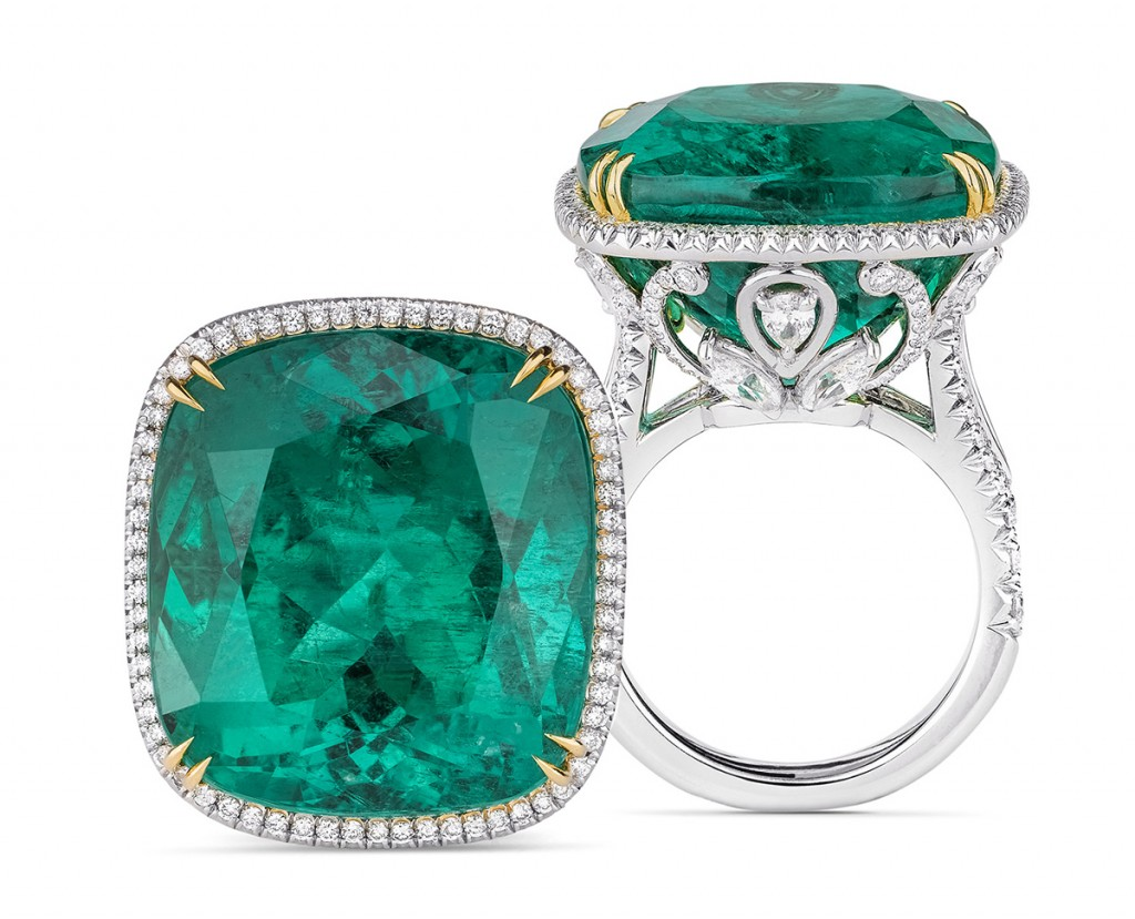 GREEN COLOMBIA EMERALD